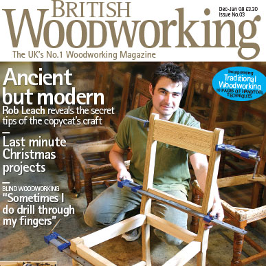 British Woodworking Cover